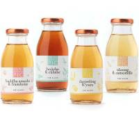Anne-Sophie PIC Offre découverte des thés glacés Anne-Sophie Pic - Lot de 4 bouteilles de 25cl (une de chaque saveur) <br /><b>17.40 EUR</b> BienManger.com