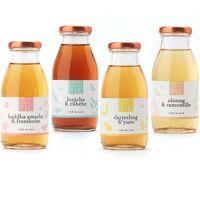 Anne-Sophie PIC Offre découverte des thés glacés Anne-Sophie Pic - Lot de 12 bouteilles (3 de chaque saveur) <br /><b>50.00 EUR</b> BienManger.com