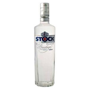 Stock vodka Vodka polonaise Stock Prestige - 40% - Lot de 6 bouteilles 70cl - Publicité