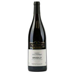 Georges Blanc Brouilly vin rouge - Domaine de Martingale - 2018 - 6 bouteilles 75cl - Publicité