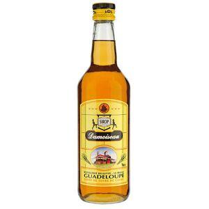 Damoiseau Sirop de canne Damoiseau (Guadeloupe) - 6 bouteilles de 70cl - Publicité
