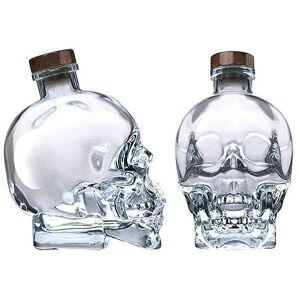 Crystal Head Vodka Crystal Head 40% - Bouteille 70cl en étui - Publicité