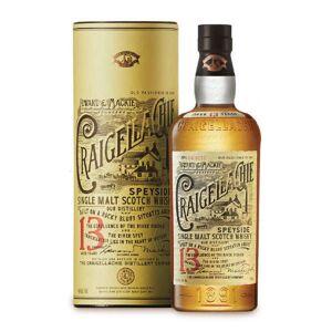 Craigellachie - Scotch Whisky Single Malt - 13 ans 46% - Coffret bouteille 70cl - Publicité