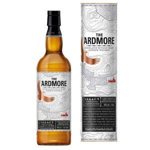 The Ardmore Legacy - Highland Single Malt Scotch Whisky 40% - Bouteille 70cl dans son tube - Publicité