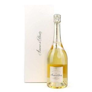 DEUTZ Champagne Deutz Cuvée Amour en coffret luxe - Bouteille 75cl sans coffret - 2009 - Publicité