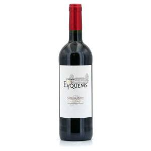 Château Les Eyquems - Bordeaux vin rouge Côtes de Bourg - 2017 - Bouteille 75cl - Publicité