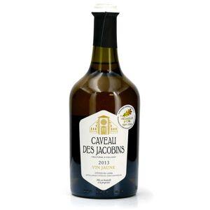 Caveau des Jacobins - Vin jaune AOC Côtes du Jura - 2013 - Bouteille de 62cl - Publicité
