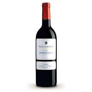 Kressmann Bordeaux vin rouge AOC Grande Réserve - Kressmann - 2018 - Lot  6 bouteilles 75cl - Publicité