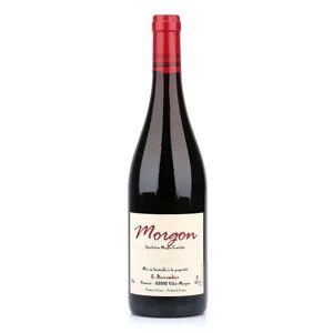 Domaine Georges Descombes Morgon AOC - vin rouge du Beaujolais sans sulfites ajoutés - 2018 - Bouteille 75cl - Publicité