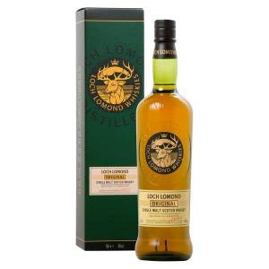 Loch Lomond Whiskies Whisky Loch Lomond Original 40% - Bouteille 70cl - Publicité