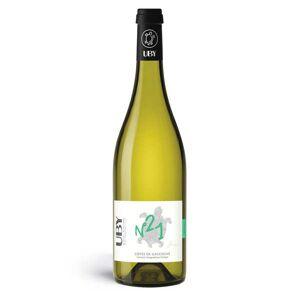 Domaine UBY UBY Byo n°21 Sauvignon-Chardonnay vin blanc bio de Gascogne - Lot 6 bouteilles de 75cl - Publicité