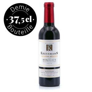 Kressmann Bordeaux vin rouge AOC Grande Réserve - Demi-Bouteille - 2015 - Bouteille 37.5cl - Publicité
