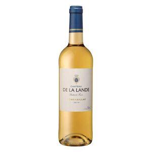Château de la Lande Monbazillac Château de la Lande vin blanc moelleux - 2017 - Bouteille de 75cl - Publicité