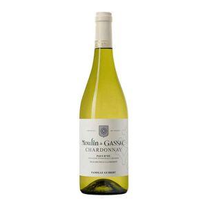 Mas de Daumas Gassac Moulin de Gassac 100% Chardonnay - vin blanc IGP Pays d'Oc - 2019 - Lot 6 bouteilles de 75cl - Publicité
