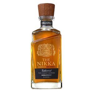 Whisky Nikka Whisky The Nikka Tailored 43% - La bouteille de 70cl en étui - Publicité