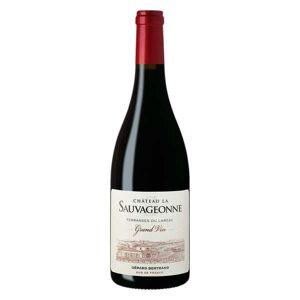 Gerard Bertrand Château la Sauvageonne Grand Vin Rouge - AOP Terrasses du Larzac Bio - 2018 - Bouteille de 75cl - Publicité