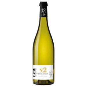 Domaine UBY UBY N°2 Chardonnay Chenin - vin blanc IGP Côtes de Gascogne - 2020 - 6 Bouteilles de 75cl - Publicité