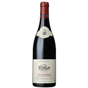 Famille Perrin Les Cornuds - AOC Vinsobres vin rouge - 2018 - Bouteille de 75cl - Publicité