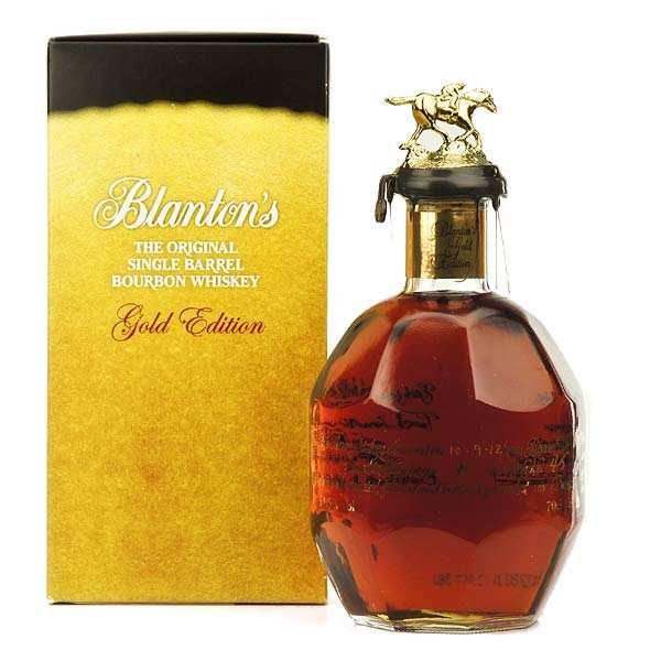 Blanton Distilling Company Whisky Blanton's Gold Edition bourbon - 51,5% - Bouteille 700ml