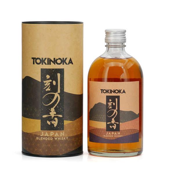 White Oak Distillery Tokinoka - whisky japonais - 40% - Bouteille 50cl + étui