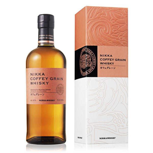 Whisky Nikka Nikka coffey grain whisky - 45% - Bouteille 70cl