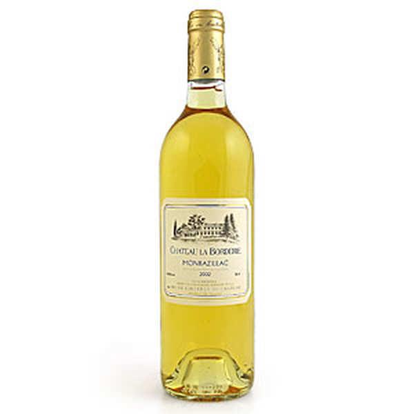 Château La Borderie Monbazillac - Château La Borderie - 2013 - Lot 6 bouteilles 75cl