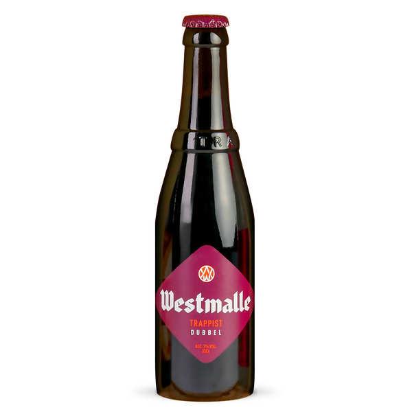 Brasserie Van Westmalle Westmalle Trappist Dubbel - bière belge ambrée - 7% - Bouteille 33 cl