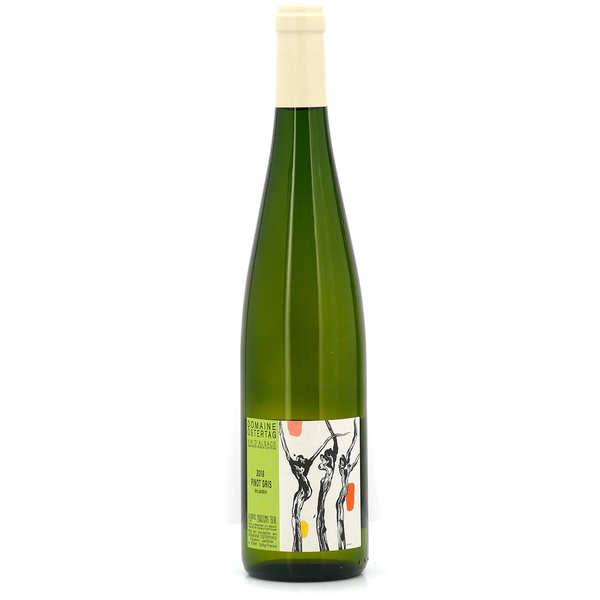 Domaine Ostertag Pinot Gris Bio Les Jardins - Domaine Ostertag - 2018 - bouteille 75cl