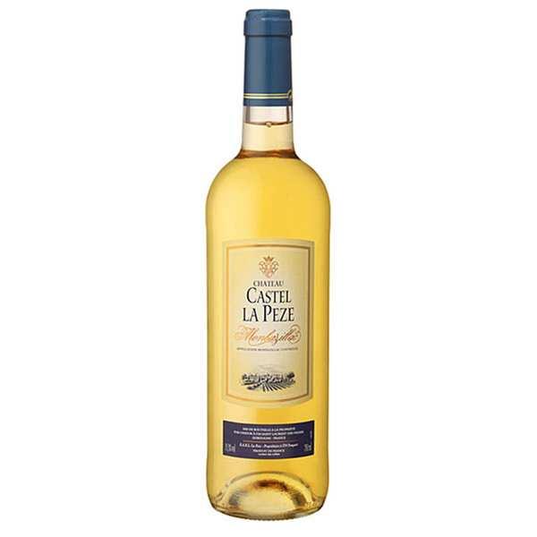 Couleurs d'Aquitaine Château Le Thibaut - Monbazillac - 12,5% - 2016 - 6 bouteilles de 37.5cl