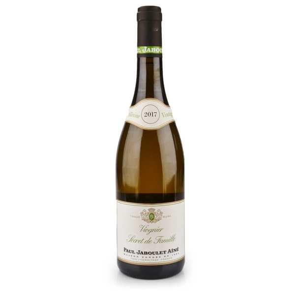 Paul Jaboulet Aîné Viognier Secret de famille - 2019 - Lot 6 bouteilles 75cl