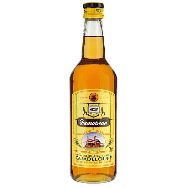 Damoiseau Sirop de canne Damoiseau (Guadeloupe) - 3 bouteilles de 70cl
