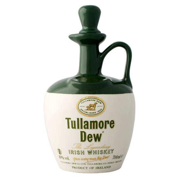 Midleton Tullamore Dew en cruchon - Whisky irlandais 40% - Cruchon 70cl en étui