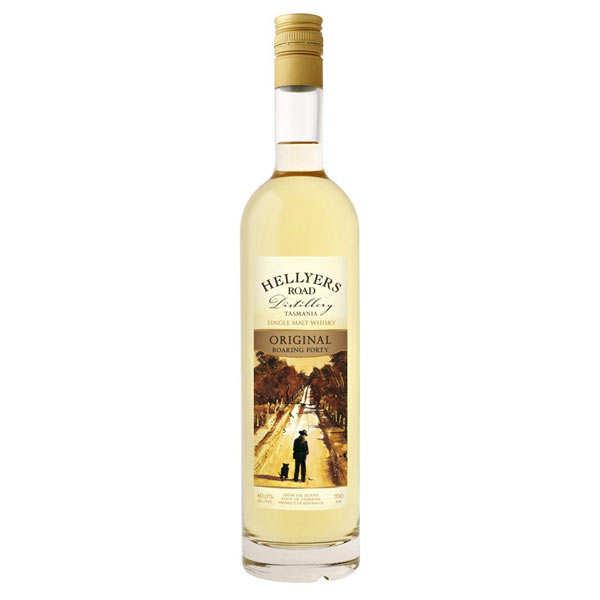 Hellyers Road Whisky australien Hellyers Road Original Roaring 40's - 40% - Bouteille 70cl en étui