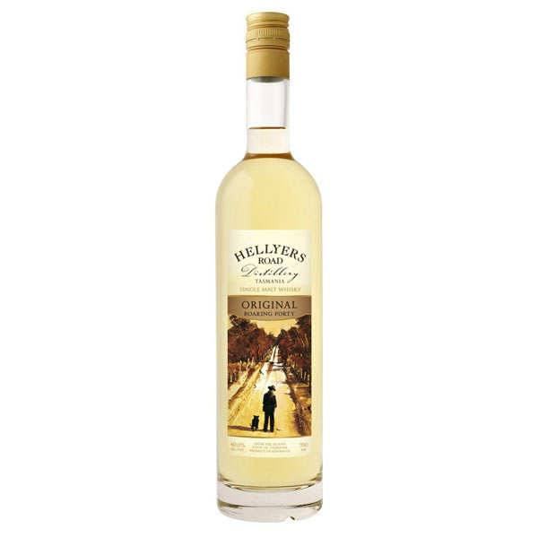 Hellyers Road Whisky australien Hellyers Road Original Roaring 40's - 40% - Bouteille 70cl en étui