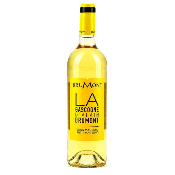 Vignobles Brumont Côtes de Gascogne blanc doux Brumont - 2018 - Lot 6 bouteilles 75cl