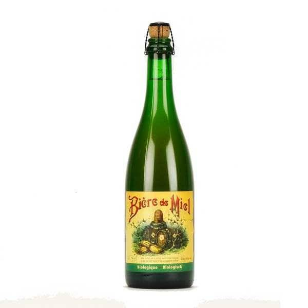 Brasserie Dupont Bière de miel Bio - 8% - Lot 6 bouteilles 75cl