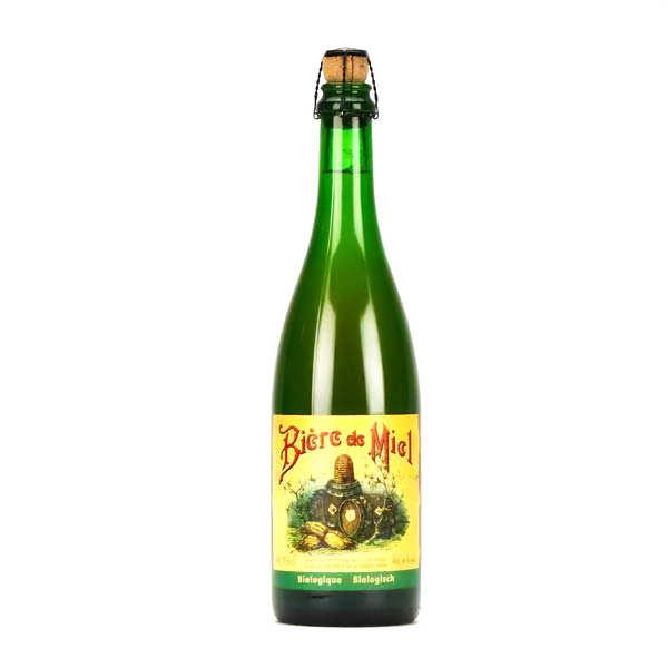 Brasserie Dupont Bière de miel Bio - 8% - Bouteille 75cl