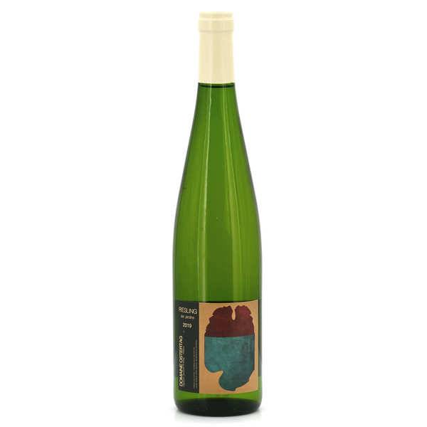 Domaine Ostertag Riesling Les Jardins - 2018 - Lot 6 bouteilles 75cl