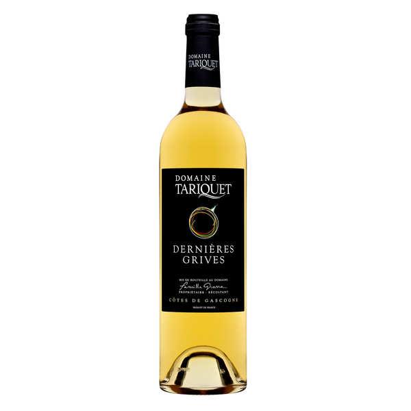 Domaine Tariquet Tariquet Dernières Grives - 2017 - bouteille de 75 cl