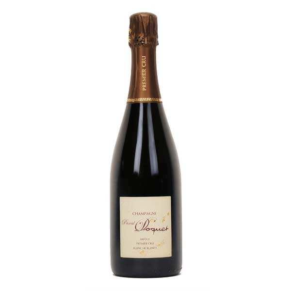 Pascal Doquet Champagne Arpège Premier Cru extra brut bio 12,5% - Lot de 3 bouteilles 75cl