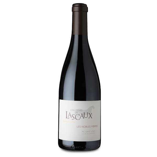 Château de Lascaux Pic saint Loup vin rouge Les Nobles Pierres bio - 2016 - Bouteille 75cl