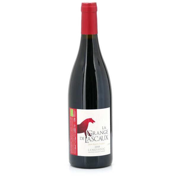 Château de Lascaux Languedoc La Grange de Lascaux vin rouge bio - 13.5% - 2018 - Lot 6 bouteilles 75cl