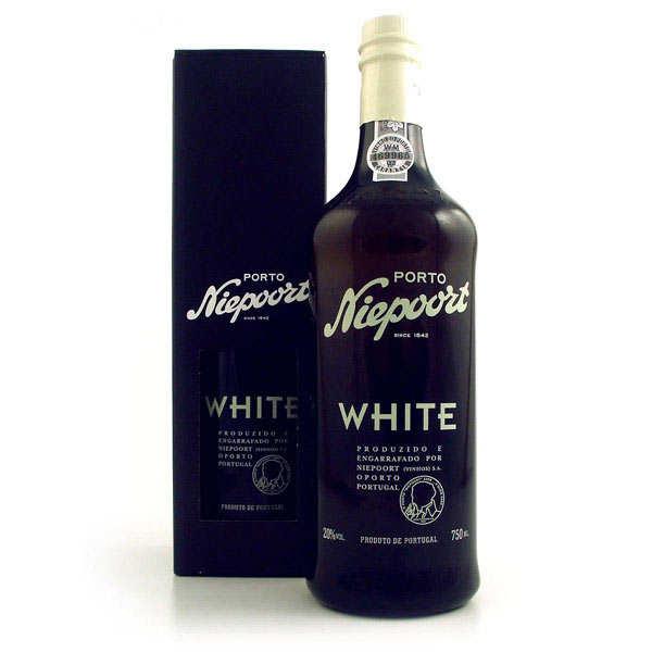 Niepoort Porto blanc - Niepoort White - 20% - Bouteille 75cl et son étui