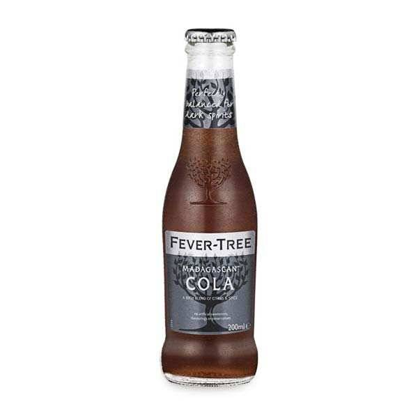 Fever Tree Cola Fever tree - Bouteille 20cl