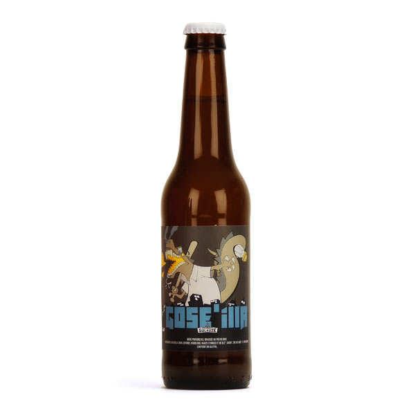 Brasserie Sulauze Gose'illa bière bio de la brasserie Sulauze 4.5% - Lot 6 bouteilles 33cl