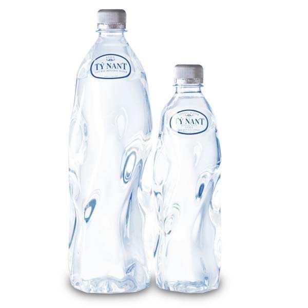 Ty Nant Spring Water Ty Nant Ice - eau du Pays de Galle - Bouteille 50cl d'eau plate