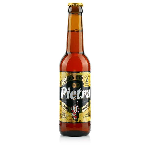 Brasserie Pietra Pietra - bière de Corse - 6% - Bouteille 33cl