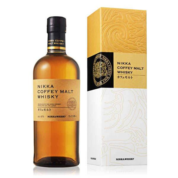 Whisky Nikka Nikka coffey malt - Whisky japonais - 45% - Bouteille 70cl + étui