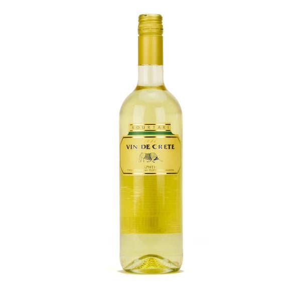 Kourtaki Vin de Crète Kourtaki Blanc - Lot 6 bouteilles 75cl