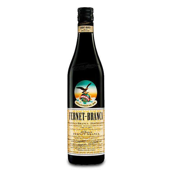 Fernet-Branca bitter - amer 39% - Bouteille 50cl